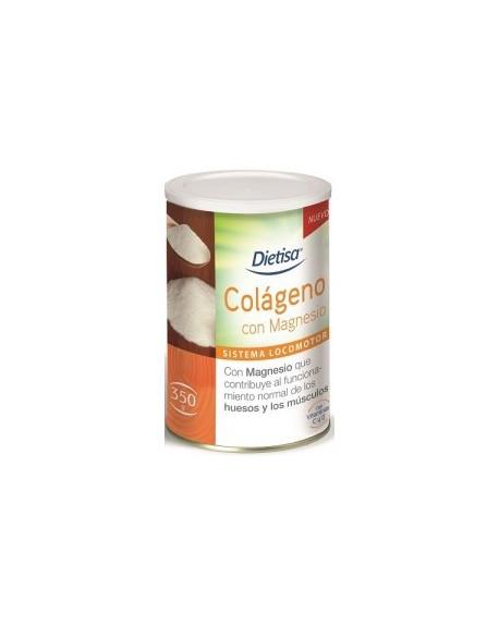 Colágeno Dietisa Colágeno con Magnesio 350g Colágenos  Dietisa