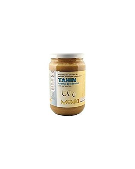 Tahin tostado con sal bio Monki, 650 g