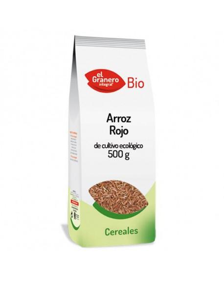 ARROZ ROJO BIO - 500 G Cereales Y  legumbres Biogran