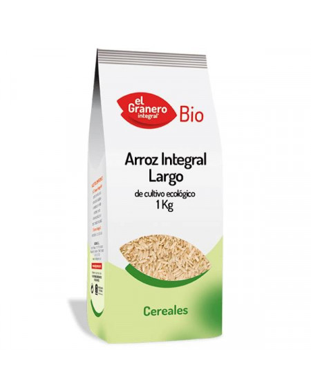 ARROZ INTEGRAL LARGO BIO -  1 KG